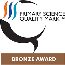 Primary Science Bronze Award Logo